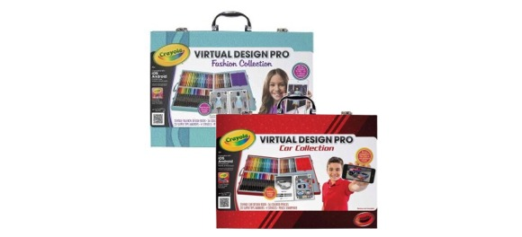 Crayola Virtual Design Pro Collection