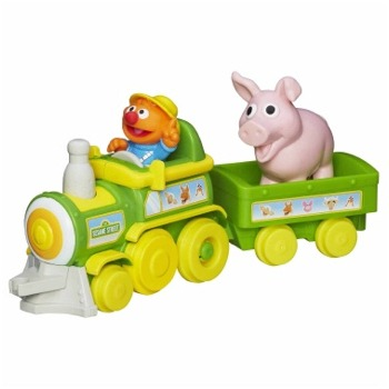 Ernie Farm Train