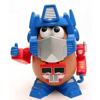 Mr. Potato Head Optimash Prime