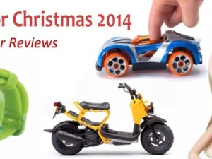 New Toys for Christmas 2014