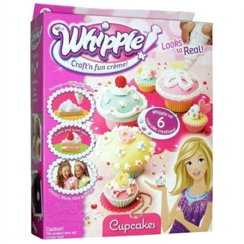 Whipple Cupcake Set