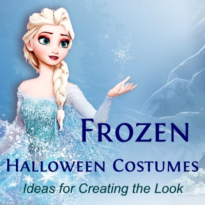 frozen halloween costume ideas