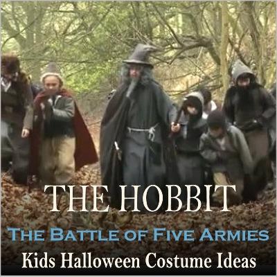 Hobbit Halloween Costume
