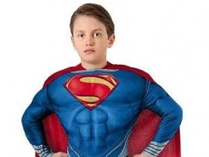 Man of Steel Superman Halloween Costume