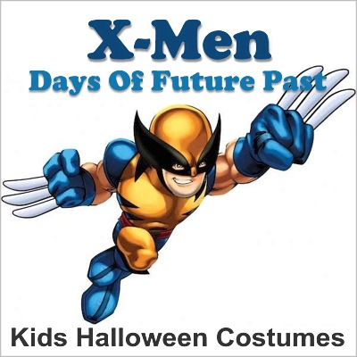 X-Men Days of Future Past Costumes for Halloween