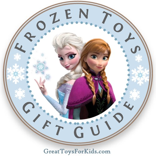 Frozen Toys Gift Guide